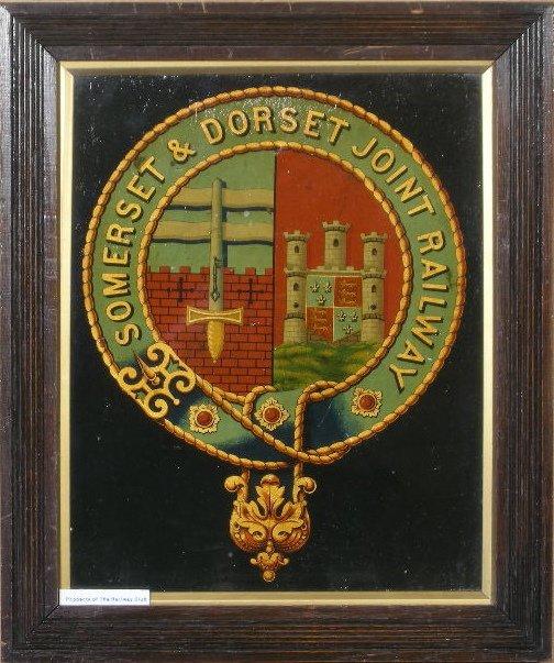 11: Somerset & Dorset Joint Railway, an original coat o