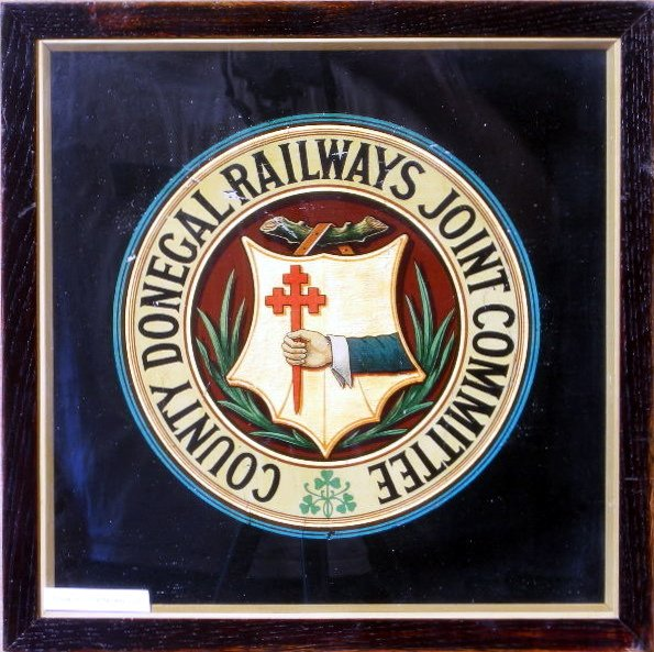 14: County Donegal Railways Joint Committee, an origina