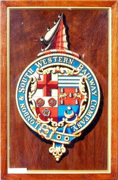 20: London & South Western Railway Company, an original