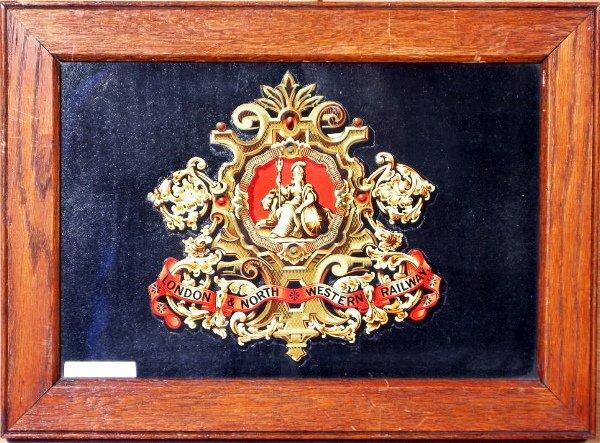 24: London and North Western Railway, an original crest