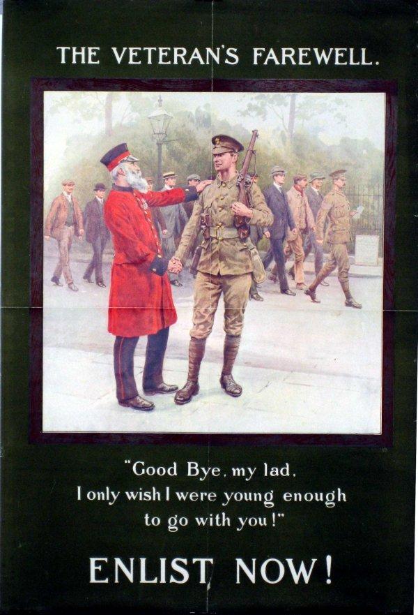 360: Frank Dadd  The Veterans Farewell, PRC No, origina