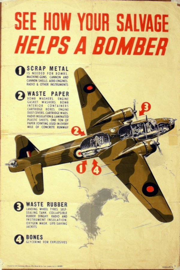 4: Anon See how your salvage helps a bomber, MOS R75, p