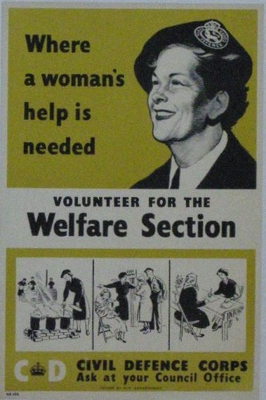 5: Where a women's help is needed, HO106 printed by Fos