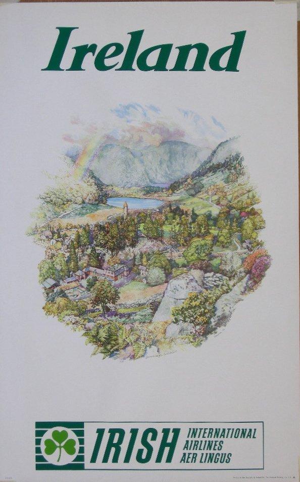 24: R T Cowern Glendalough Co Wicklow Irish Internation