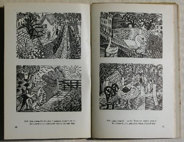 15: Harling (Robert) Wood-engravings of Eric Ravilious,