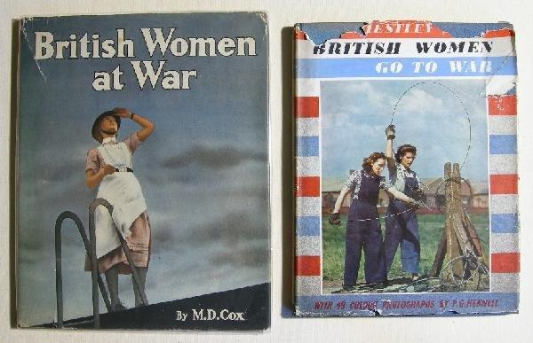 16: Priestley (J B) British Women Go To War, first edit