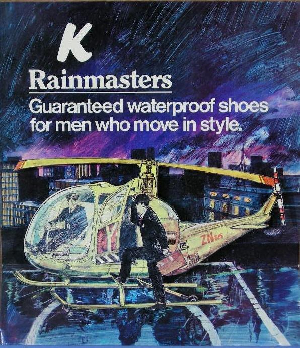 19: Rainmasters Guaranteed waterproof shoes for men who