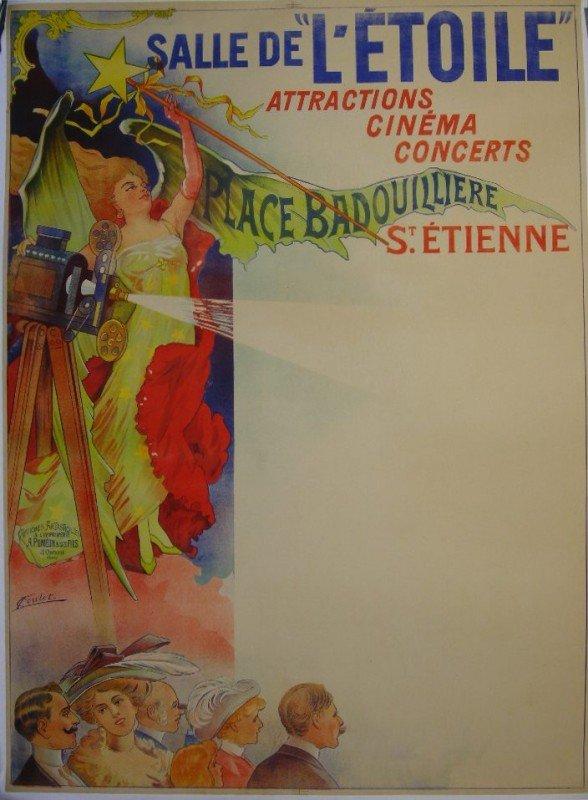 3: L Coulet (dates unknown) Salle de L'Etoile, original