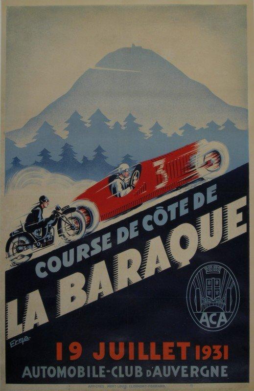 9: Erma ( dates unknown) Course de Cote de La Baraque,