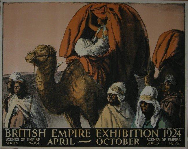 10: Gerald Spencer Pryse (1881-1956) British Empire Exh