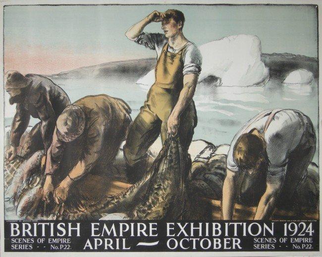 11: Gerald Spencer Pryse (1881-1956) British Empire Exh