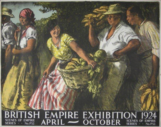 12: Gerald Spencer Pryse (1881-1956) British Empire Exh
