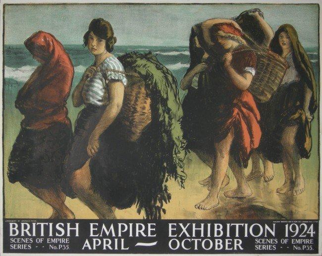 13: Gerald Spencer Pryse (1881-1956) British Empire Exh