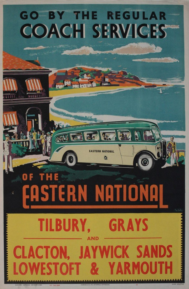 17: Mick Go by the Regular Coach Services of the Easter
