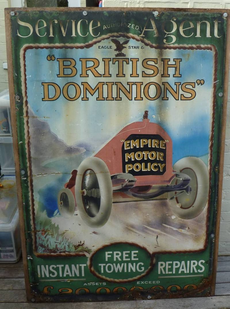 """23: """"British Dominions""""  WITHDRAWN FROM THE AUCTION"""