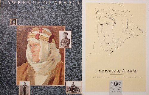 8: Lawrence of Arabia Exhibition at the National Portra