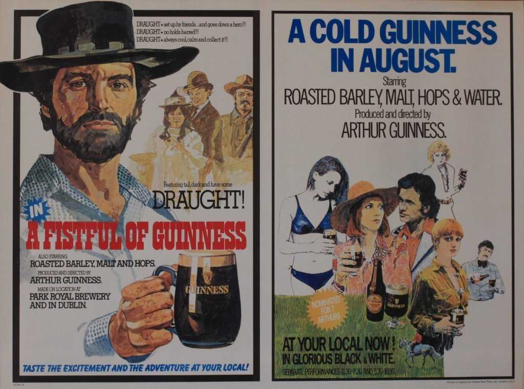 5: A Fistful of Guinness and A Cold Guinness in August,