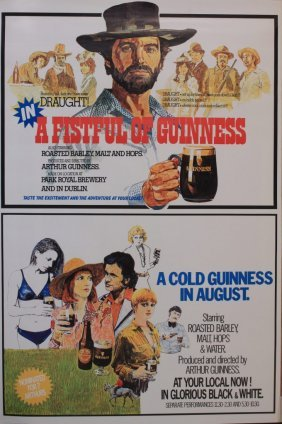 8: A Fistful of Guinness and A Cold Guinness in August,