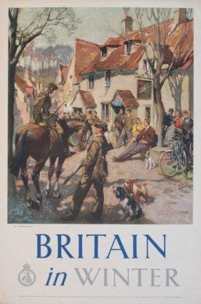 21: Cuneo (Terence 1907-1996) Britain in Winter, origin