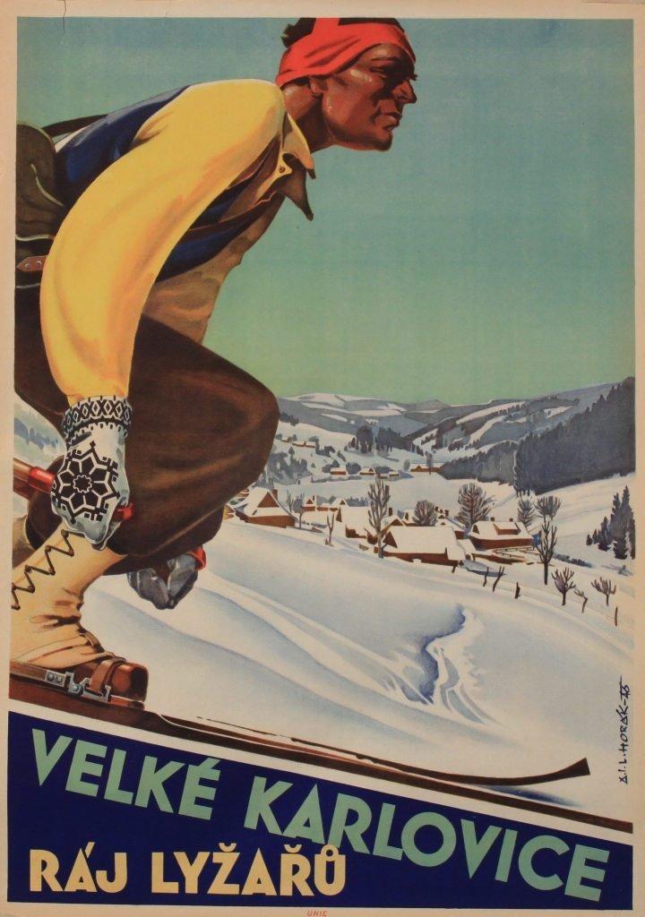143: Ladislav Horak (1904 - ?) Velke Karlovice, Czech S