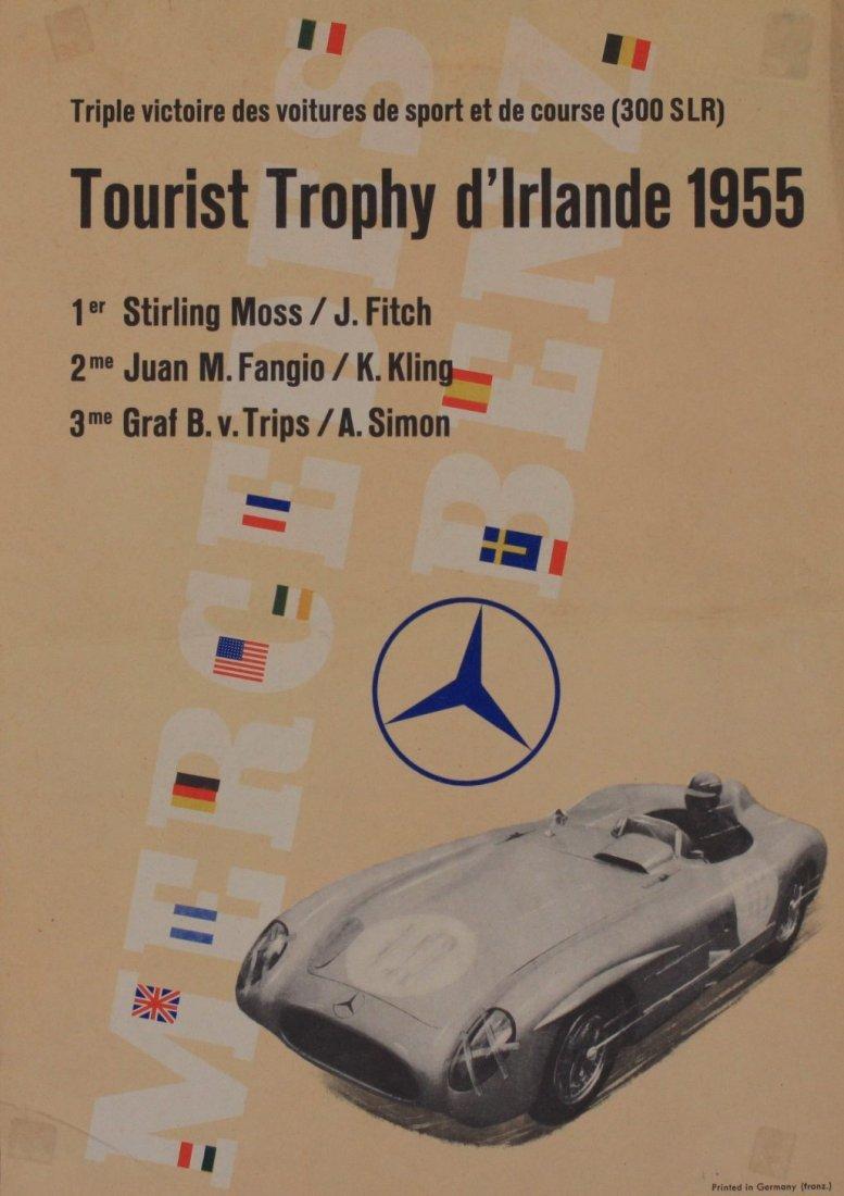 Mercedes-Benz Sucess, Tourist Trophy d'Irlande 1955 1er