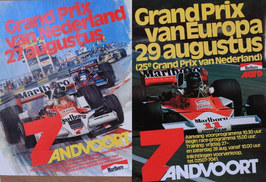Michael Turner (born 1934) 27th Grand Prix van Nederlan