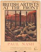 British Artists at the Front, Part 1 C R W Nevinson, ,