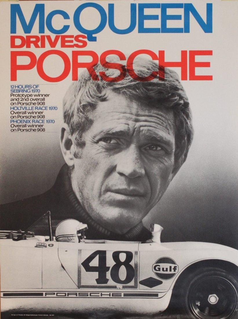 Porsche Factory Posters 1970-1982