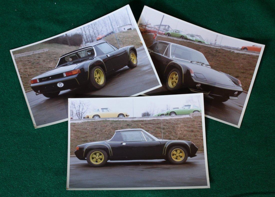Porsche Factory Memorobilia 1970 to 1979