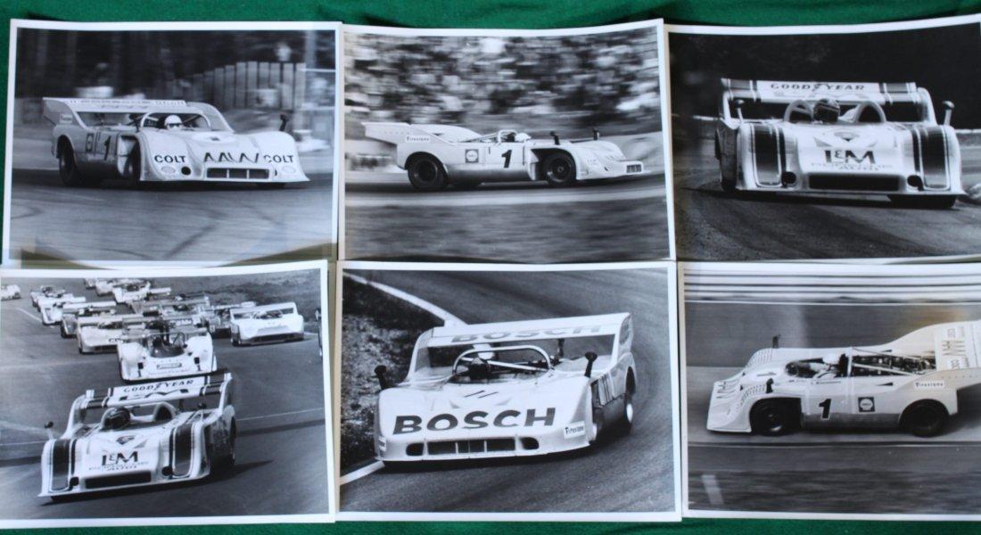 Porsche Factory Memorobilia 1970 to 1980