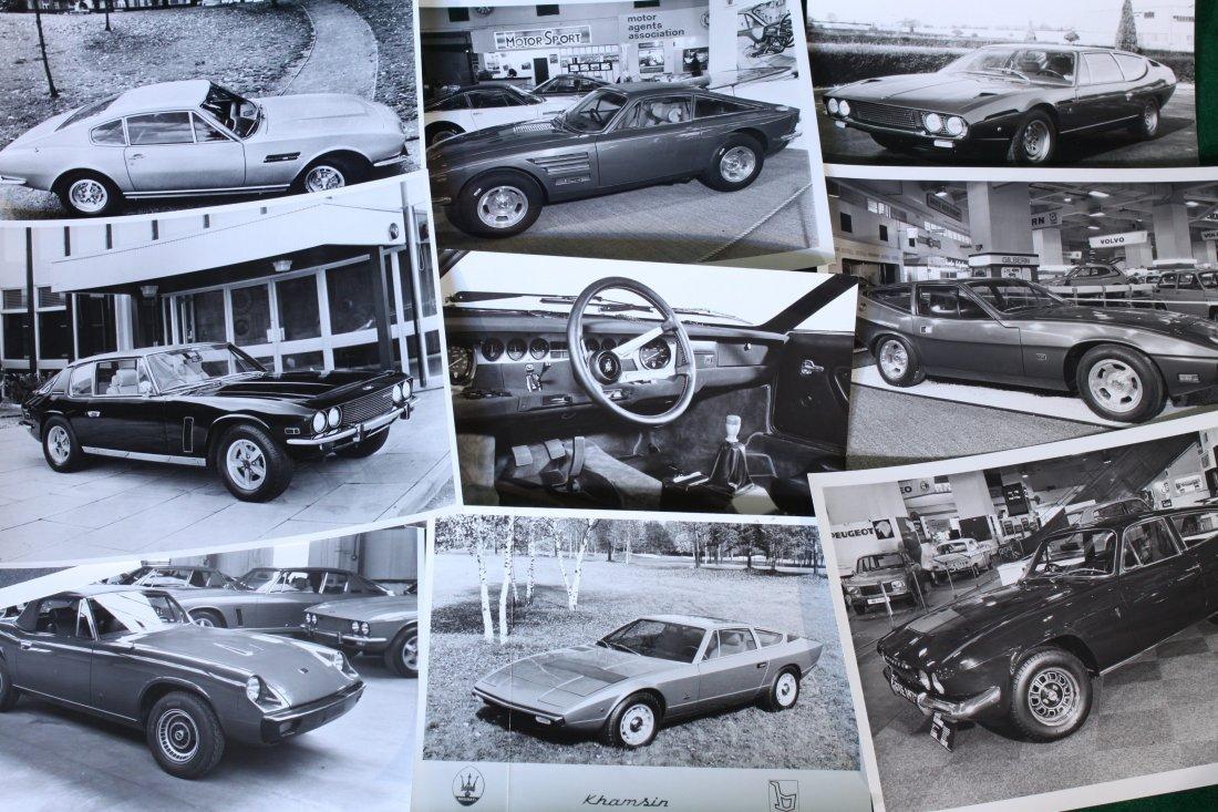 Porsche Factory Memorobilia 1970 to 1981