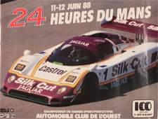 24 Heures d Mans, 11-12 Juin 1988, origianl colour