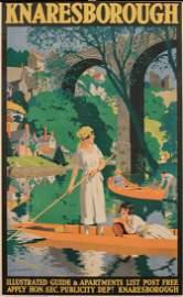 H G Gawthorn (Henry George 1879-1941) Knaresborough,