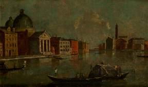 "ITALIAN SCHOOL ""Venice Grand Canal"""
