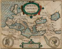 "GERHARD MERCATOR ""Roman Empire"""