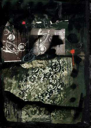 "ANTONI CLAVÉ 1913 / 2005 ""Untitled"", 1972"