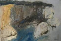 JOS MANUL MENNDEZ ROJAS 1956   Untitled 1987