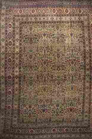 Antique Caucasian carpet 410 x 600 cm