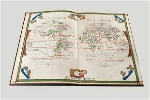 "JORO AMARILLON MARTINES (S. XVI / S. XVI) ""Atlas by"