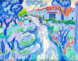 """JOSE MARIA ARMENGOL FARRÉ (1954) """"Landscape"""""""