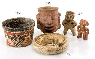 Ritual vessel in the form of a ring
