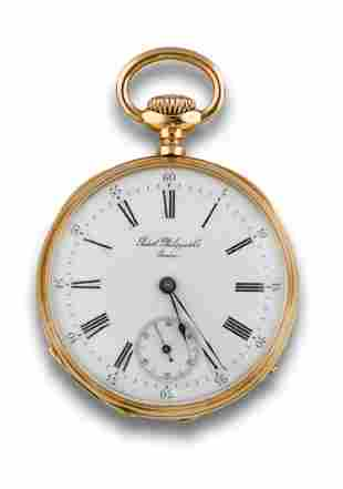 POCKET WATCH  PATEK PHILIPPE  C.1895 Nº7553 CARNEOLA