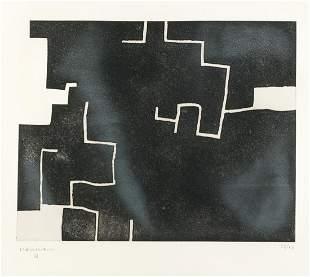 """EDUARDO CHILLIDA BELZUNCE (1964 / .) """"Zeihartu"""", 1973"""