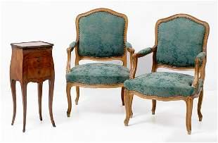 French side table Palorosa Louis XV