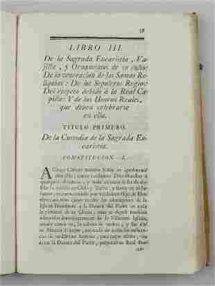"""""""Constitutions for the good government of the Royal"""