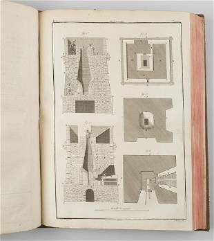"""""""Descriptions of the arts and crafts"""", 1761."""