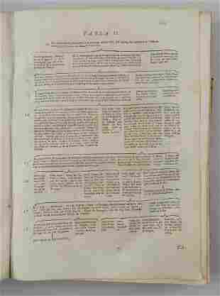 """""""Genealogical History of the House of Silva, 1685."""
