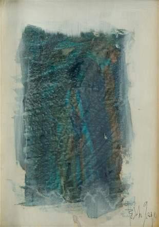 "PABLO GAGO (1926 / .) ""untitled"""