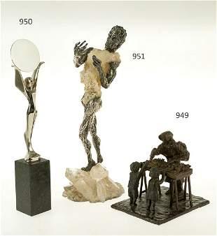 "MARIANO VILALLONGA (1952 / .) ""The piper"""