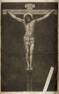 "FRANCISCO MAURA Y MONTANER (1857 / 1931) ""Christ"